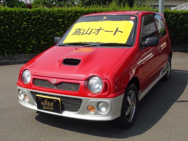スズキ RS/Z 2WD ツインカムターボ EGオーバーホール済
