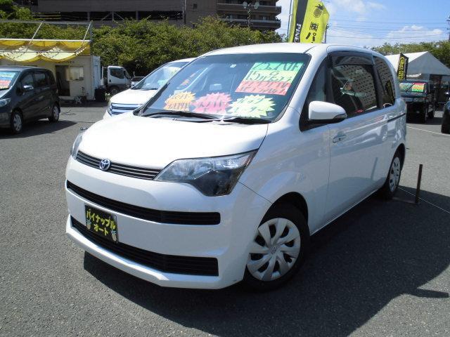 トヨタ G 社外ナビフルセグTVETCBカメラパワースライド
