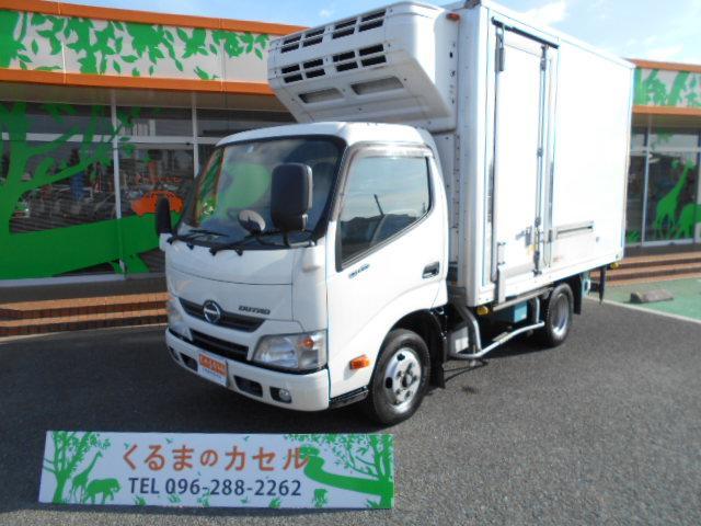 日野 2t 低温冷凍車 5MT