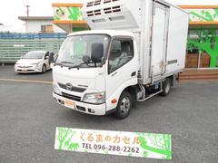 デュトロ2t冷凍車