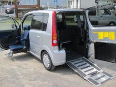 ムーヴニールダウン式スローパー 助手席電動回転シート
