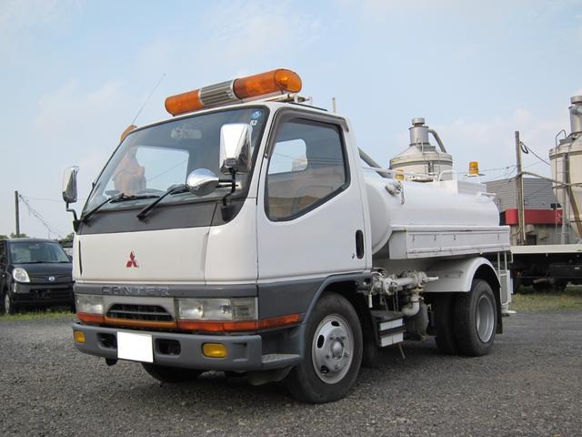三菱ふそう 散水車 2000L