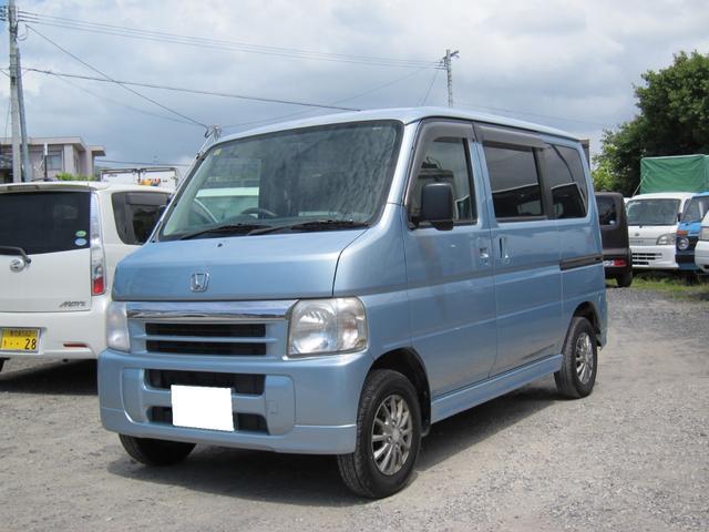 ホンダ バモス M 5MT車 キーレス付