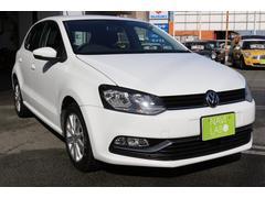 VW ポロTSIコンフォートラインアップグレードパック 1オーナー禁煙