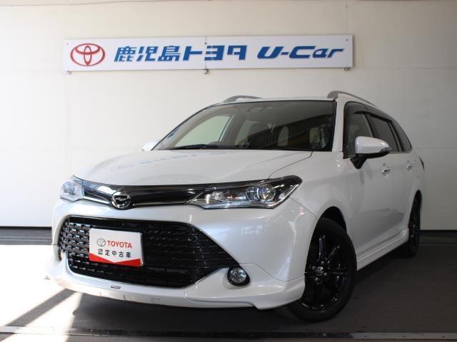 トヨタ G ダブルバイビー