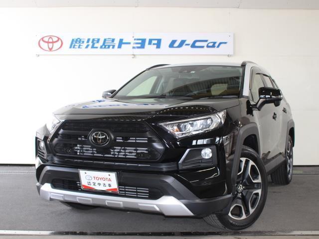 トヨタ アドベンチャー 4WD