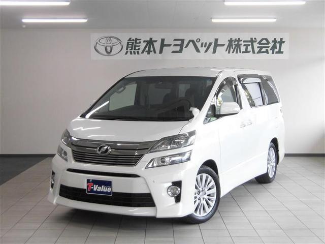 トヨタ 2.4Z ナビ TV バックカメラ 片側電動スライドドア