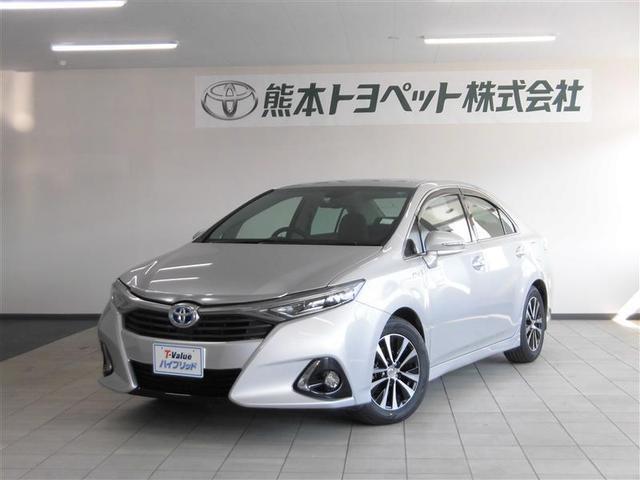 トヨタ S Cパッケージ オートエアコン ナビ TV パワーシート