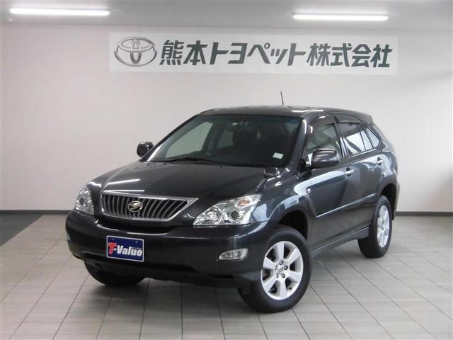 「トヨタ」「ハリアー」「SUV・クロカン」「熊本県」の中古車