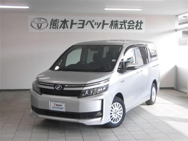 トヨタ ハイブリッドX ナビ TV LEDライト ETC