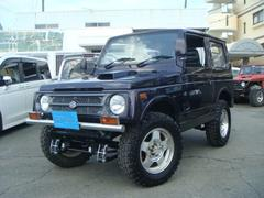 ジムニーHC 4WD リフトUP 社外バンパー MTタイヤ 4WD