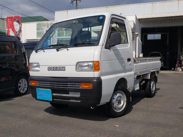スズキ 660 KC  4WD 5MT