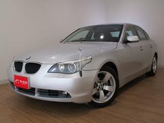 BMW530iハイラインパッケージ サンルーフ 革シート