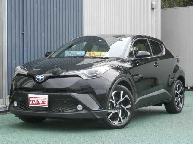 トヨタ G 登録済み未使用車 本革シート