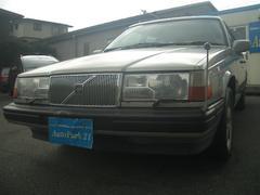 ボルボ940クラシック ターボエステート ディーラー車 右ハンドル