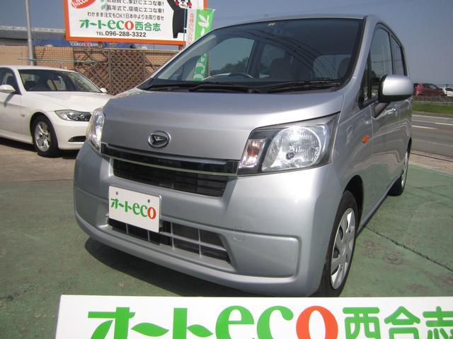 ダイハツ L 後期型 禁煙車 エコアイドル SDナビ ETC