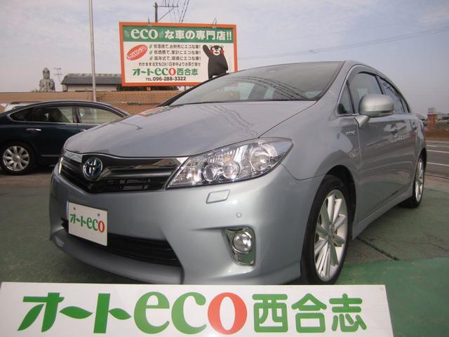 トヨタ G 禁煙車 LEDライト HDDナビ フルセグテレビ ETC