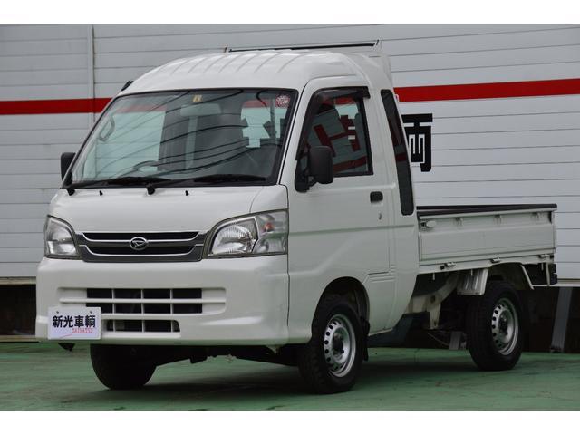 ダイハツ ジャンボ リミテッド 特別使用車 パールホワイト 4WD キーレス パワーウィンドウ5マニュアル