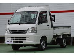 ハイゼットトラックジャンボ リミテッド 特別使用車 パールホワイト 4WD キーレス パワーウィンドウ5マニュアル