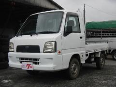 サンバートラック5MT エアコン パワステ エアバッグ 4WD