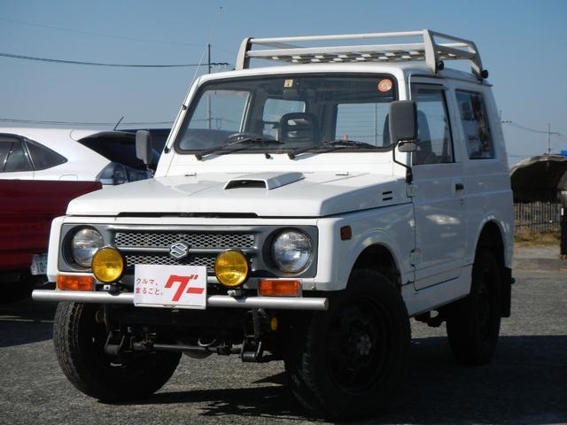 スズキ 4WD ターボ エンジンオーバーホール済み ルーフキャリア