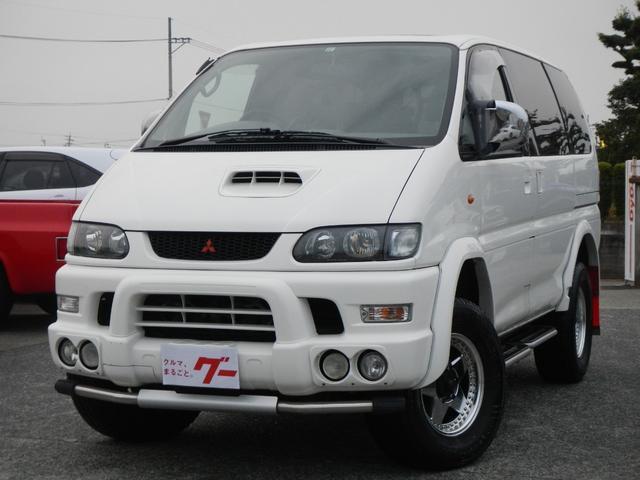 三菱 ツインサンルーフ アルミホイール 4WD Dターボ
