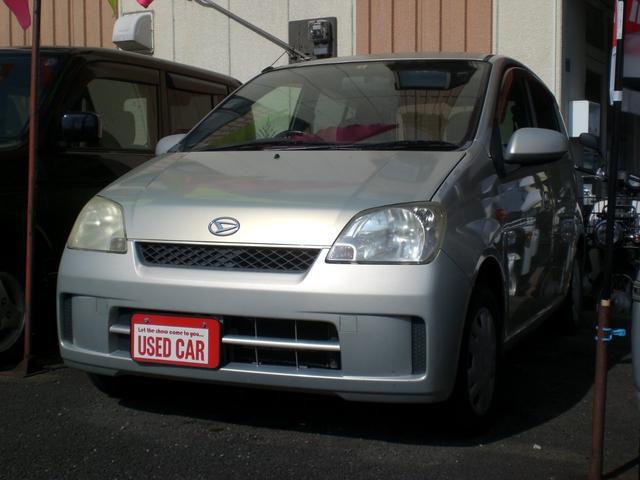 ダイハツ X 5速ミッション車 CD エアコン パワステ