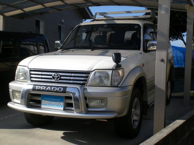 トヨタ TXリミテッド 社外メモリーナビTV 4WD ガソリン車