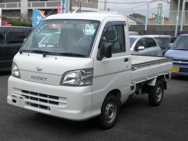 ダイハツ エアコン・パワステ スペシャル 5速マニュアル 2WD