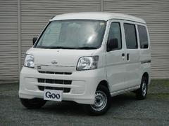 ハイゼットカーゴ4WD CNG天然ガス車 エアコン PS PW