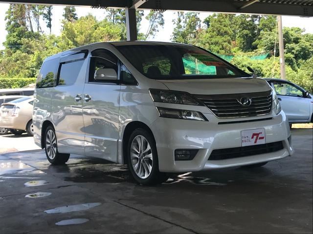 トヨタ 2.4Z ナビ フルセグ フリップダウンモニター ETC