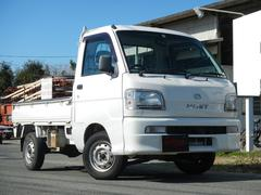 ハイゼットトラックワンオーナー 4WD 5速ミッション