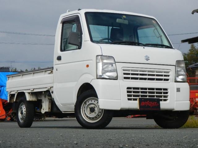 スズキ 4WD エアコン パワステ 3方開き オートマ