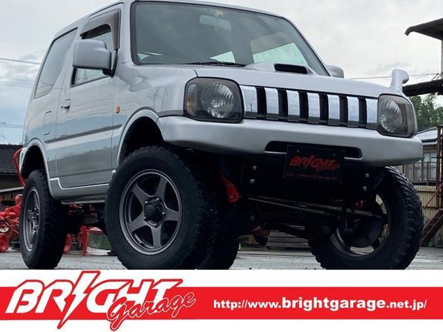 スズキ XG リフトアップ 4WD ターボ 5速MT 社外AW 社外マフラー 社外テールライト ナビ フルセグTV ETC LEDバルブ キーレス