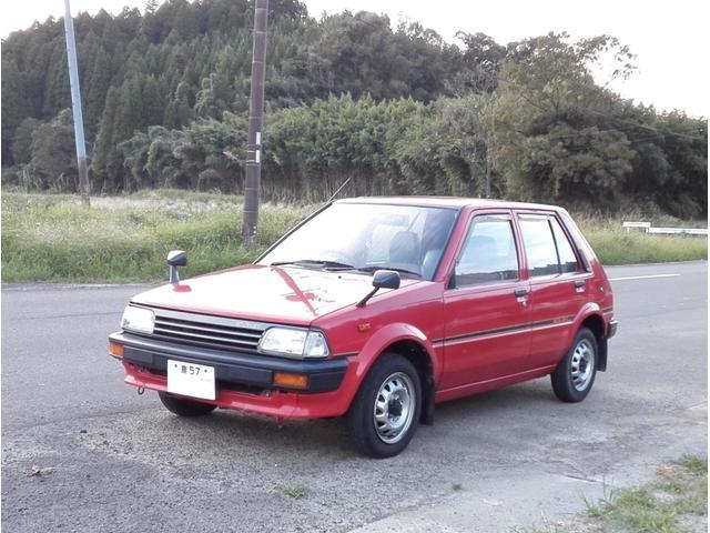トヨタ DX 1300 2E-LU ソレイユ ド前期 4MT