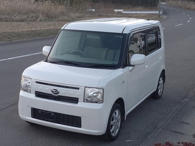 ダイハツ L CVT 社外ナビ フルセグTV CD/DVD bluetooth