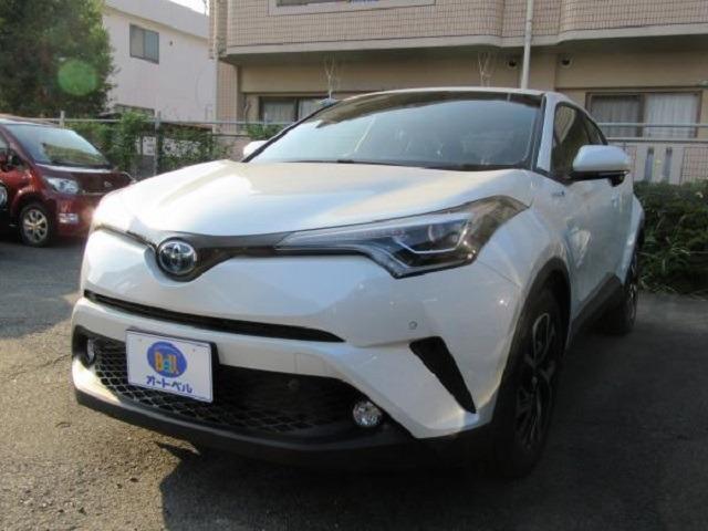 C-HRハイブリッド(トヨタ)G 中古車画像