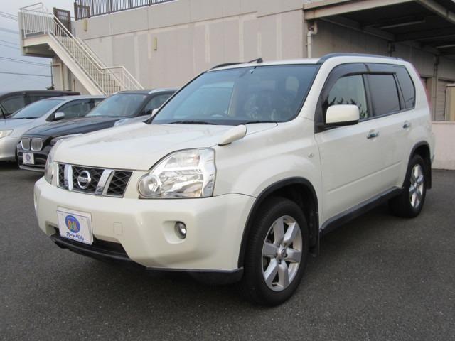 日産 20Xtt  4WD ナビTV インテリキー
