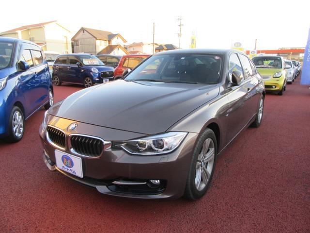 BMW 3シリーズ 320i スポーツ Cアクセスキー ナビ DVD HID Cセンサー アイドリングストップ