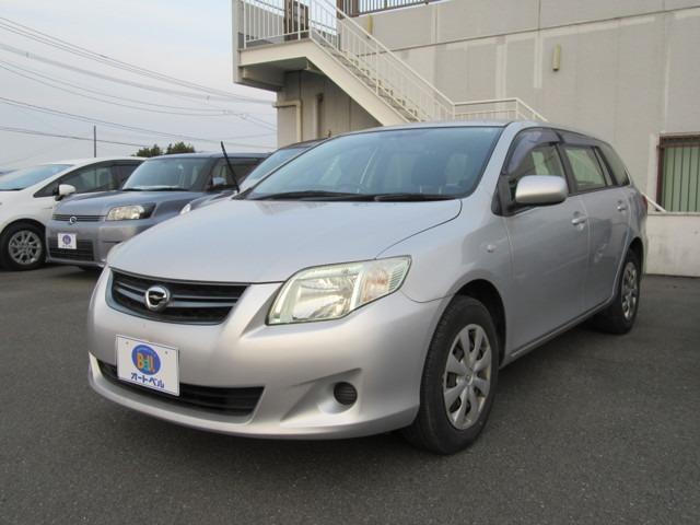 トヨタ 1.5X 外CD・キーレス・ABS