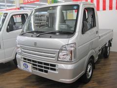キャリイトラックKCエアコン・パワステ  3方開 4WD