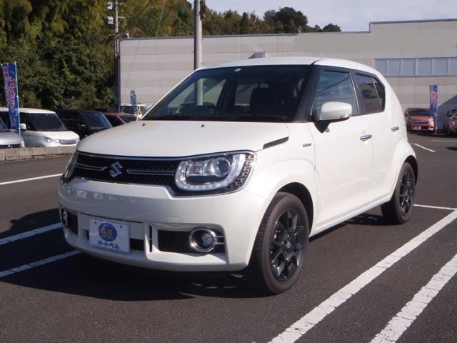 「スズキ」「イグニス」「SUV・クロカン」「熊本県」の中古車