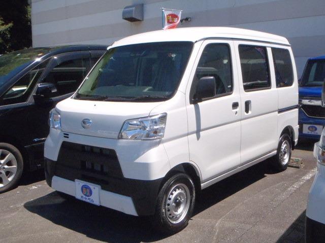 ダイハツ DX SAIII 5速マニュアル車 ハイルーフ キーレス リアソナー エコアイドル