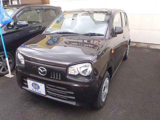 マツダ キャロル GL キーレス ABS 運転席シートヒーター アイドリングストップ