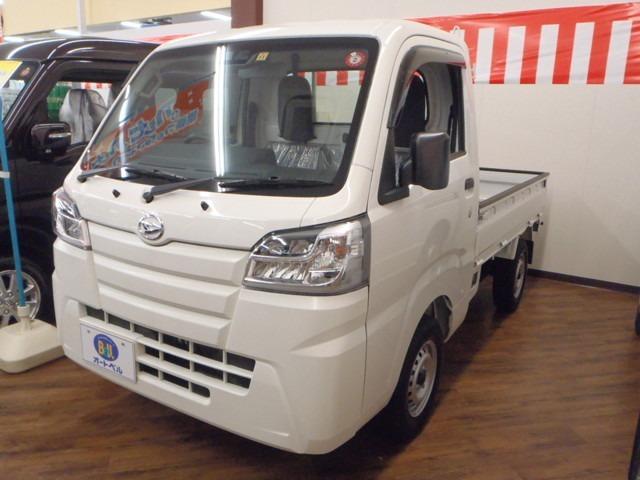 ダイハツ スタンダード 農用スペシャルSAIIIt 3方開 4WD LEDヘッドライト 荷台ランプ