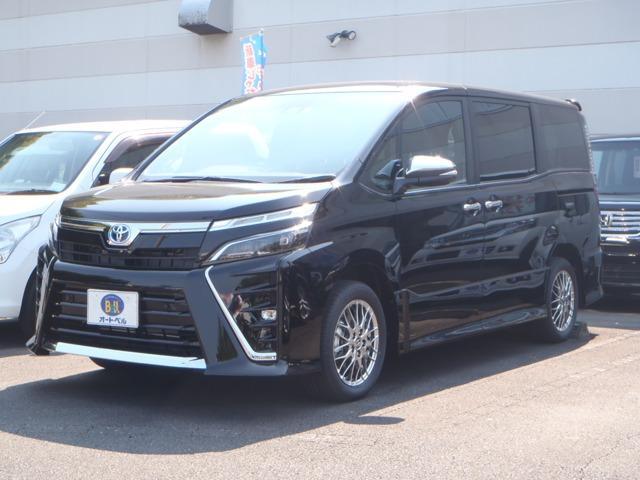 トヨタ ZS 煌III LEDヘッド&フォグ 両側電動ドア ICソナー シートヒーター