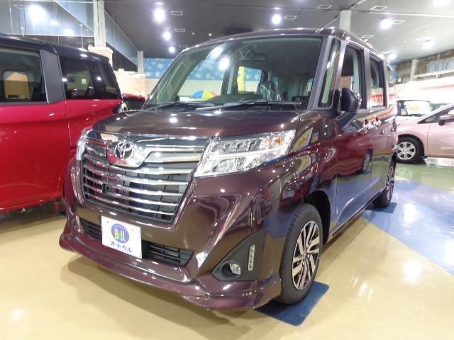 ルーミー(トヨタ)カスタムG S 中古車画像