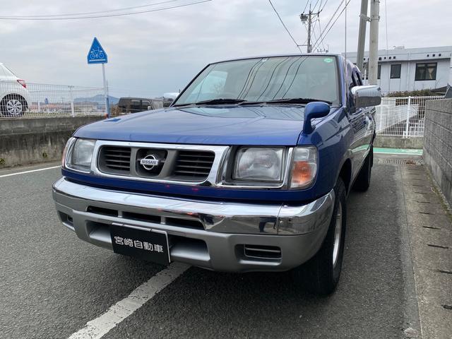 日産  2WD ベンチシート 安心車検整備込み!