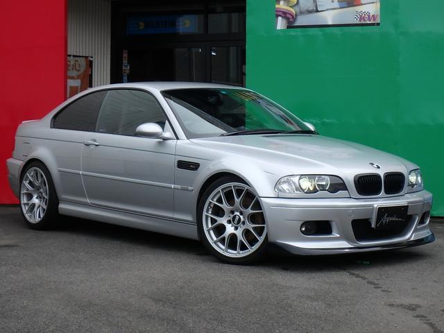BMW M3クーペ SMG パドルシフト コニーサスキット レカロ