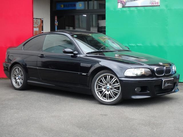 BMW M3クーペ 6速マニュアル レザーシート 社外マフラー